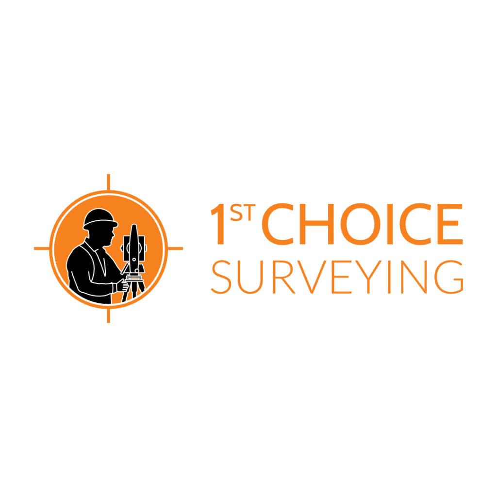 1st choice surveying - Logo