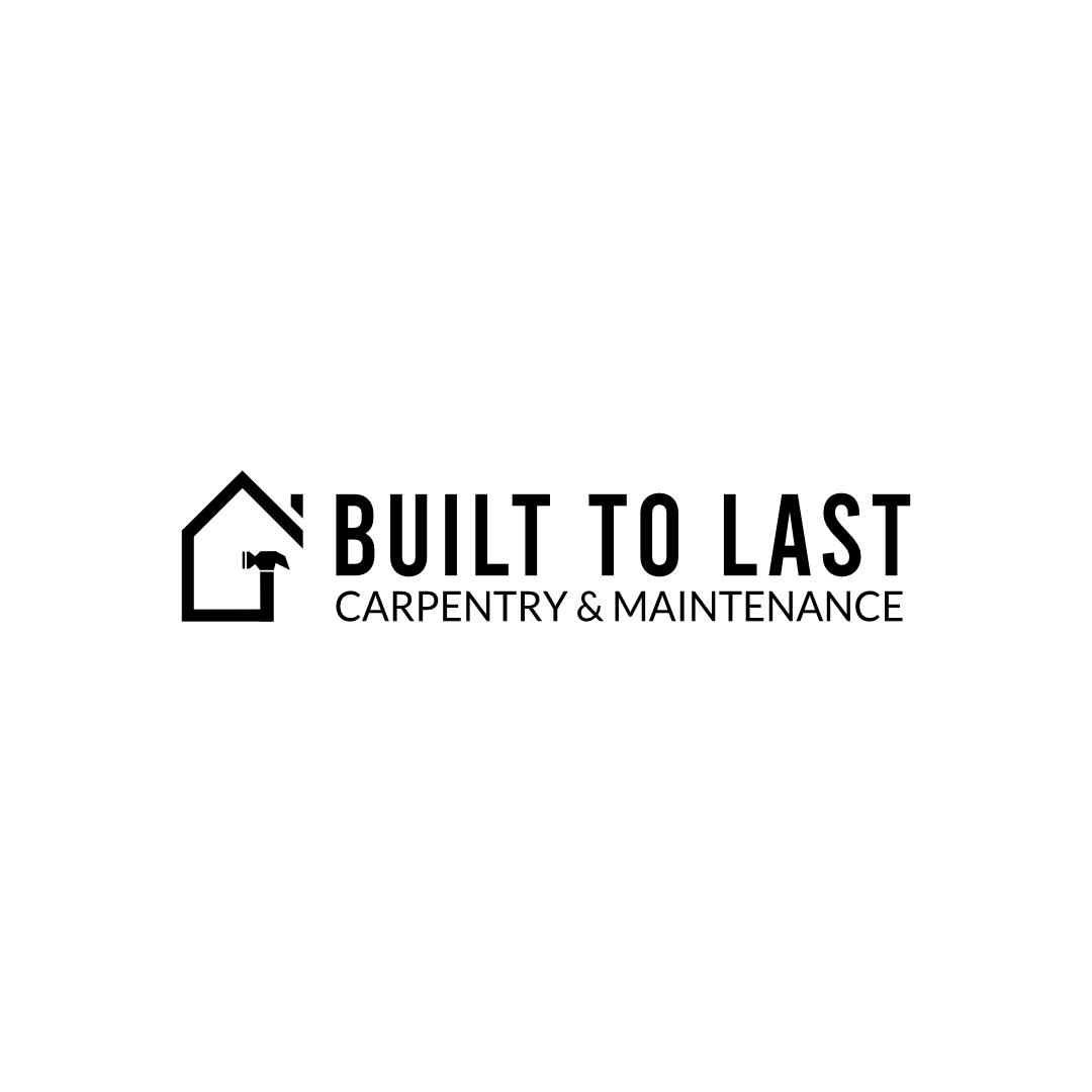 Logo design for Built to last - Carpenty & Maintenance